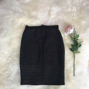 Charlotte Russe black skirt.